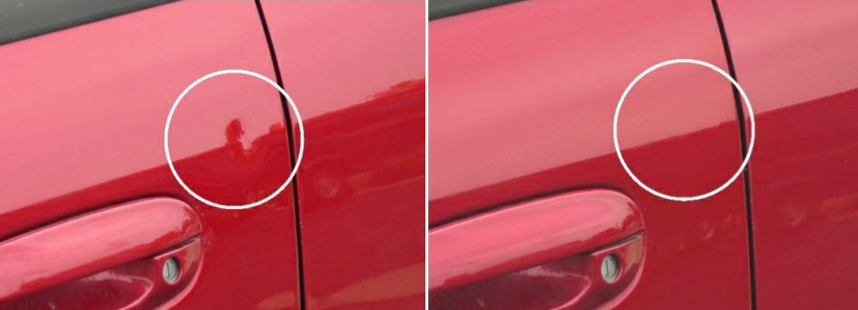 St Louis Paintless Dent Repair